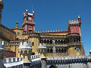 Sintra Pena Palace (C) by Tony Moorey